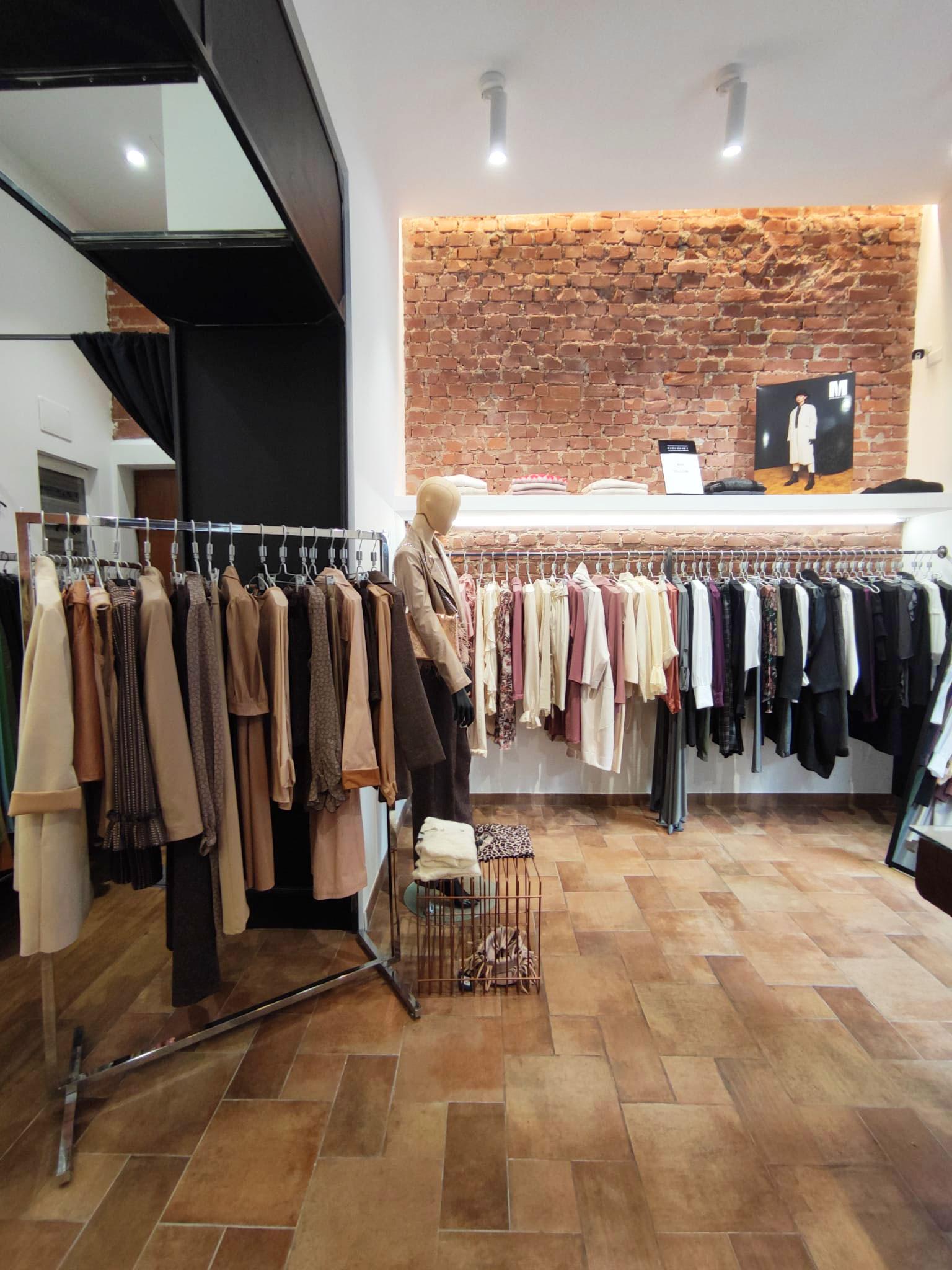 Much Money Store Milano via Spartaco
